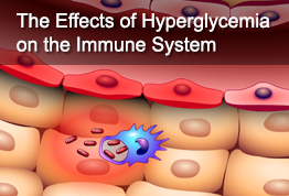 The Effects of Hyperglycemia on the Immune System